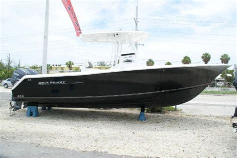 27 foot sea hunt boats for sale 2012 sea hunt 27 cc boats yachts for sale