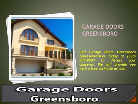 Overhead Door Greensboro Ppt Complete Garage Door Service Powerpoint Presentation Id 7320308