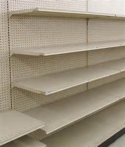 used gondola shelves for sale used or pre owned gondola display shelving for sale