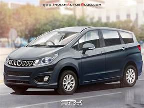 mahindra new launch car mahindra u321 mpv to launch in middle of fy 2017 2018