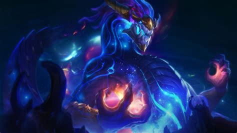 aurelion sol league  legends wallpapers hd wallpapers