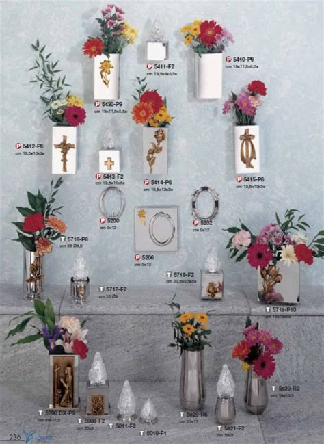 vasi cimiteriali serie di vasi e lade inox per tombe
