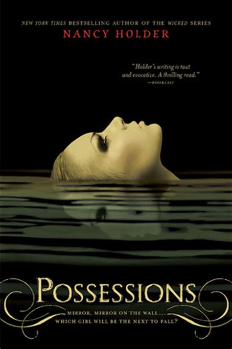 the possessions a novel books possessions possessions 1 by nancy holder reviews