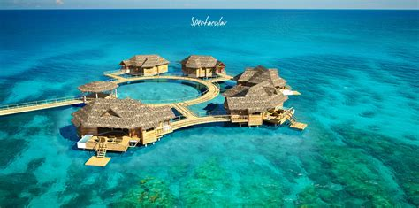 sandals in jamaica sandals to open water bungalow suites in jamaica i