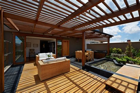 Small Outdoor Space Ideas - just decks gold coast timber decking