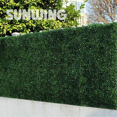 artificial ivy fence xcm uv proof ivy wall artificial