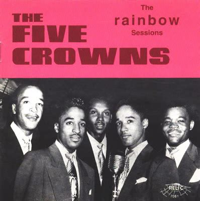 Rok Rainbow Five 3 Five Crowns Rainbow Sessions Rock Free