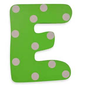 colored letters bright colored wooden letter quot e quot bed bath beyond