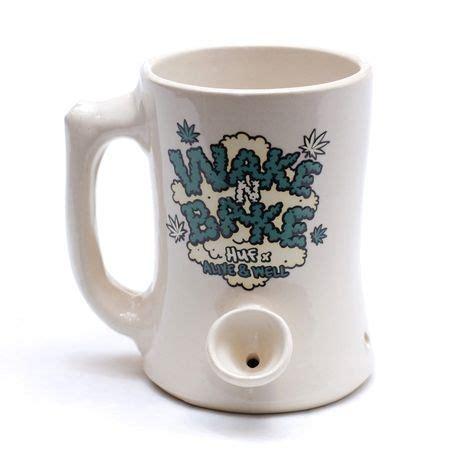 design mug keren huf x alive well wake and bake mug white ceramic
