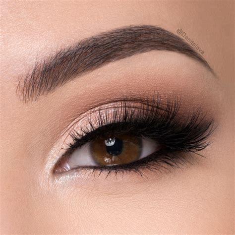 eyeshadow tutorial pictures natural smokey eye makeup tutorial makeup geek
