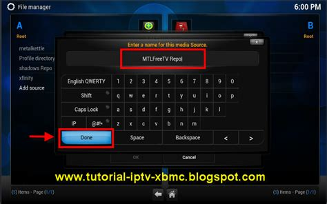 tutorial video xbmc how to install mtlfreetv repository for kodi new kodi