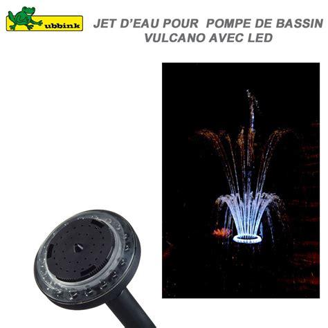 Jet D Eau Bassin 2716 by Jet D Eau Pour Pompe De Bassin Vulcano Led 1350200 Ubbink 8