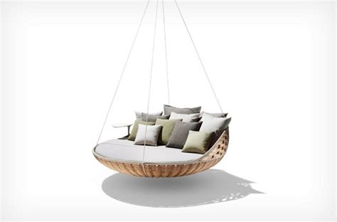 hanging lounger swing swingerst hanging lounger natural contemporary patio