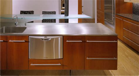 Residential Stainless Steel Countertops by Stainless Steel Counter Tops For A Beautiful Kitchen