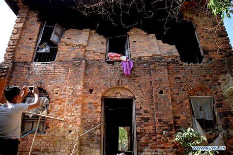 earthquake yangon deadly m5 1 earthquake hits burma 2 dead and 36 injured