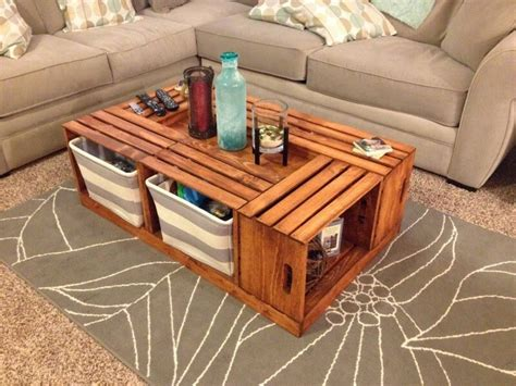 9 diy coffee table projects with clever and gorgeous 25 unique diy coffee table ideas that offer creative