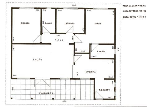 plantas de casa plantas de casas 3 quartos dicas atuais
