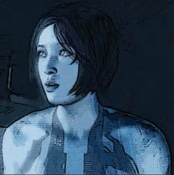 Hi can you show me a picture of yourself cortana