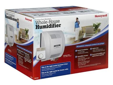 honeywell hea fan powered  house humidifier walmartca