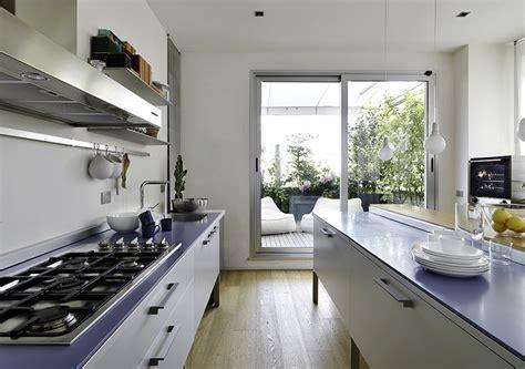 blue modern wooden kitchen designs 25 blue and white kitchens design ideas designing idea