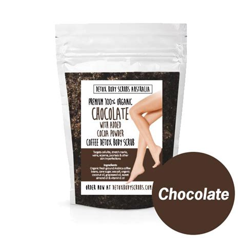 How To Detox From Chocolate by Chocolate Detox Scrub