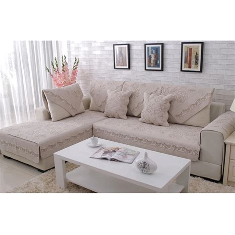 sofa mats chic sofa mat non slip couch pad cover quilting slipcover