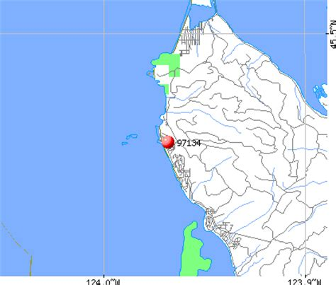 map of oceanside oregon 97134 zip code oceanside oregon profile homes