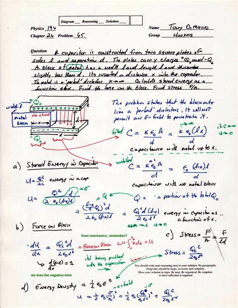 capacitors physics problems physics capacitance problem family feud