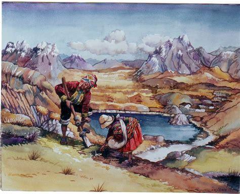 imagenes de paisajes andinos paisaje andino reynaldo charres vargas artelista com