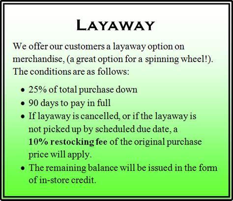home depot layaway plan layaway laws theinvests