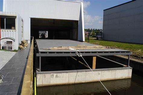 betonnen casco te koop opbouw woonark welkom bij betonbakken voor woonarken