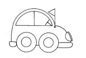 car coloring pages preschool land transportation coloring pages for kids preschool