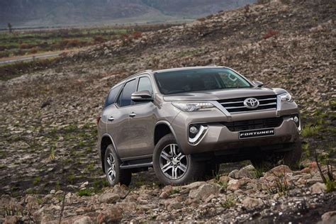 toyota automobile company toyota fortuner 2016 first drive cars co za