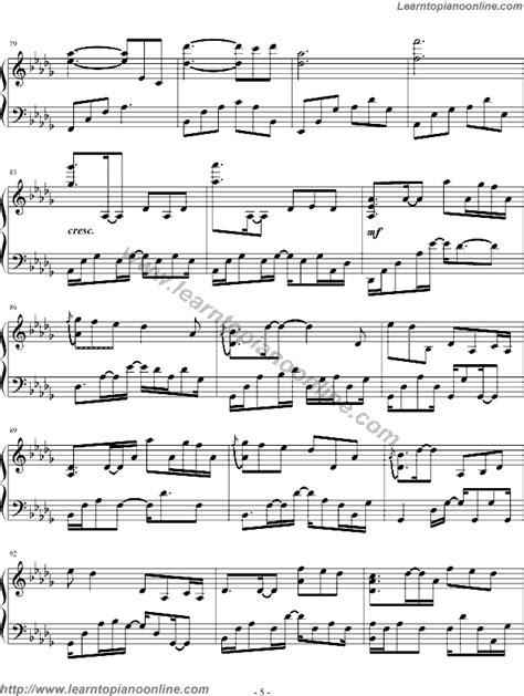 tutorial piano yiruma yiruma love pnoni 5 free piano sheet music learn how