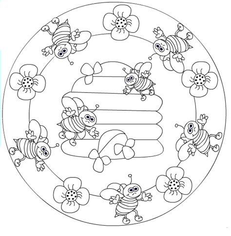 mandala coloring pages for preschoolers crafts actvities and worksheets for preschool toddler and
