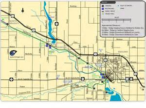 Map Of Midland Michigan by Maps Of Parks Trails Attractions Amp More In Midland