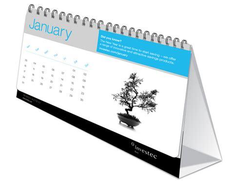 pop up desk calendar investec 2011 calendar design 171 mavo studio feeds