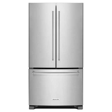kitchenaid counter depth refrigerator with water dispenser krfc300ess kitchenaid 36 quot 20 cu ft counter depth