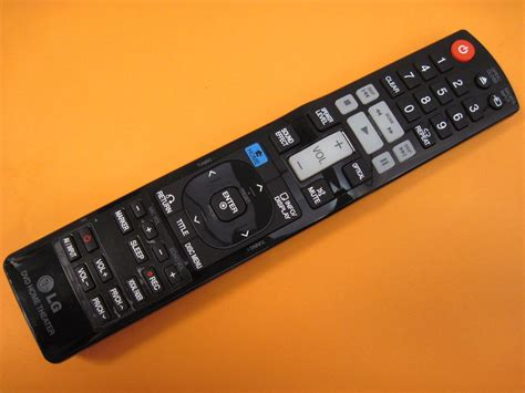 Remote Home Theater Lg lg akb72975902 dvd home theater remote genuine