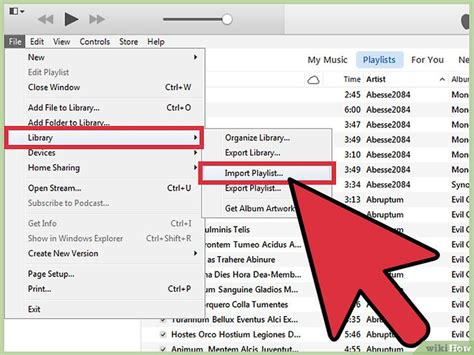 esportare libreria itunes come esportare una playlist itunes 11 passaggi