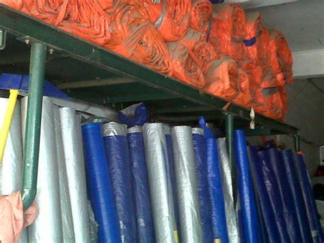 Tenda Terpal Plastik jual terpal murah harga murah bekasi oleh sami jaya tenda