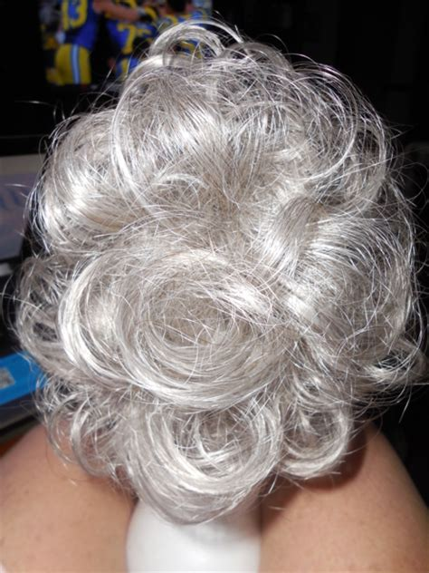 hair pieces for gray hair free multiple gray clip on hair pieces others hair