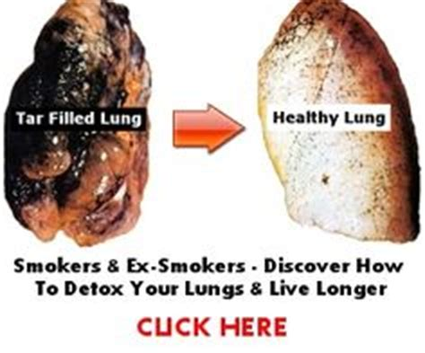Running Detox Lungs by Image Gallery Lungs From Cigarettes