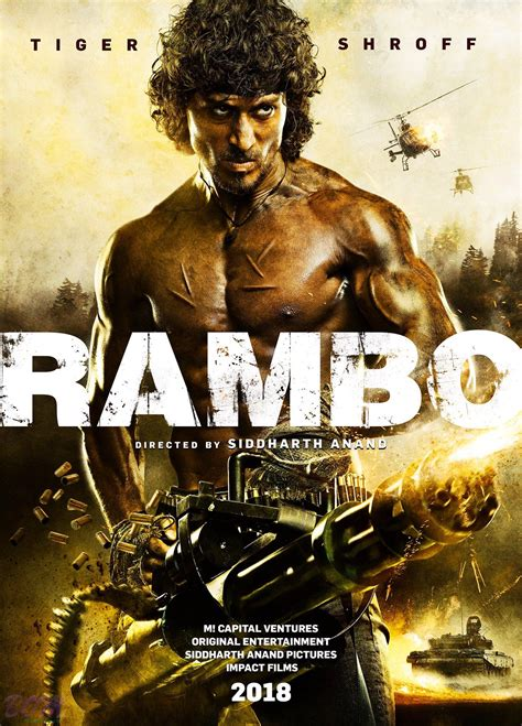 rambo film video songs rambo movie first look poster bollywood pic update