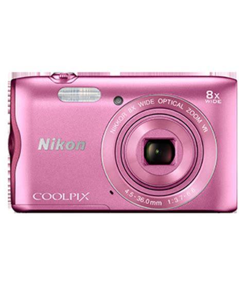 nikon coolpix digital price nikon coolpix a300 digital pink price in india buy