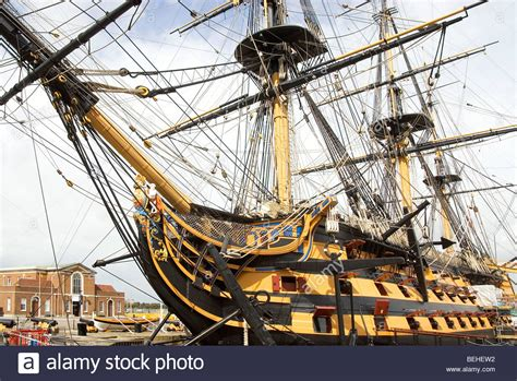 ship of the line hms victory a first rate ship of the line of the royal