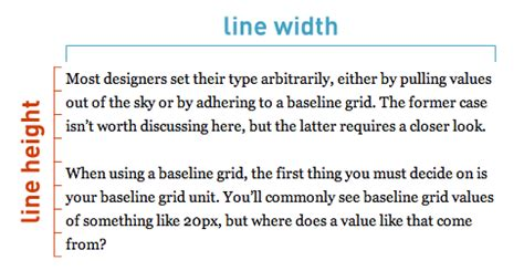 typography line height the ultimate guide to golden ratio typography