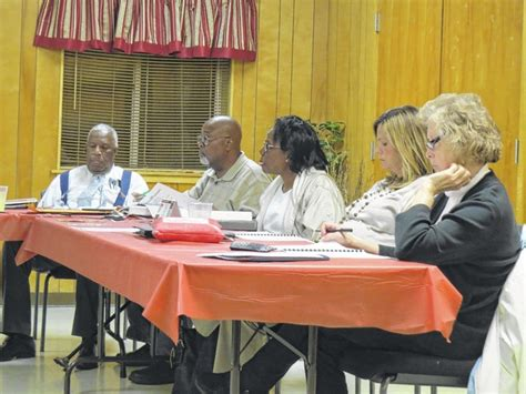Anson County Records Anson Record Anson County Board Zoning Changes For Mobile Homes