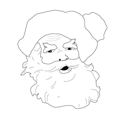 summer santa coloring page illustration gratuite santa santa claus p 232 re no 235 l no 235 l