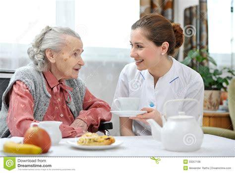 nursing home royalty free stock photos image 33257108